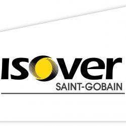 ISOVER LOgo Plakatkampagne